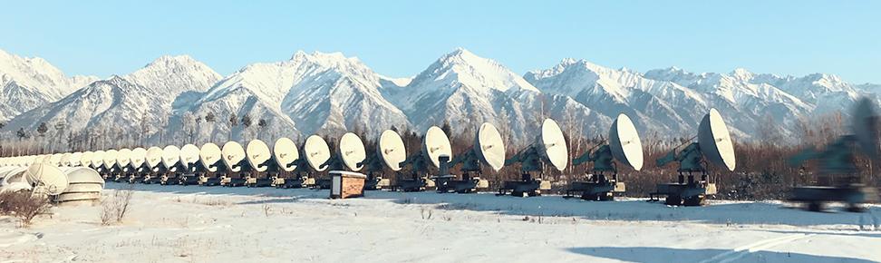 Satellite Dish De-Queueing