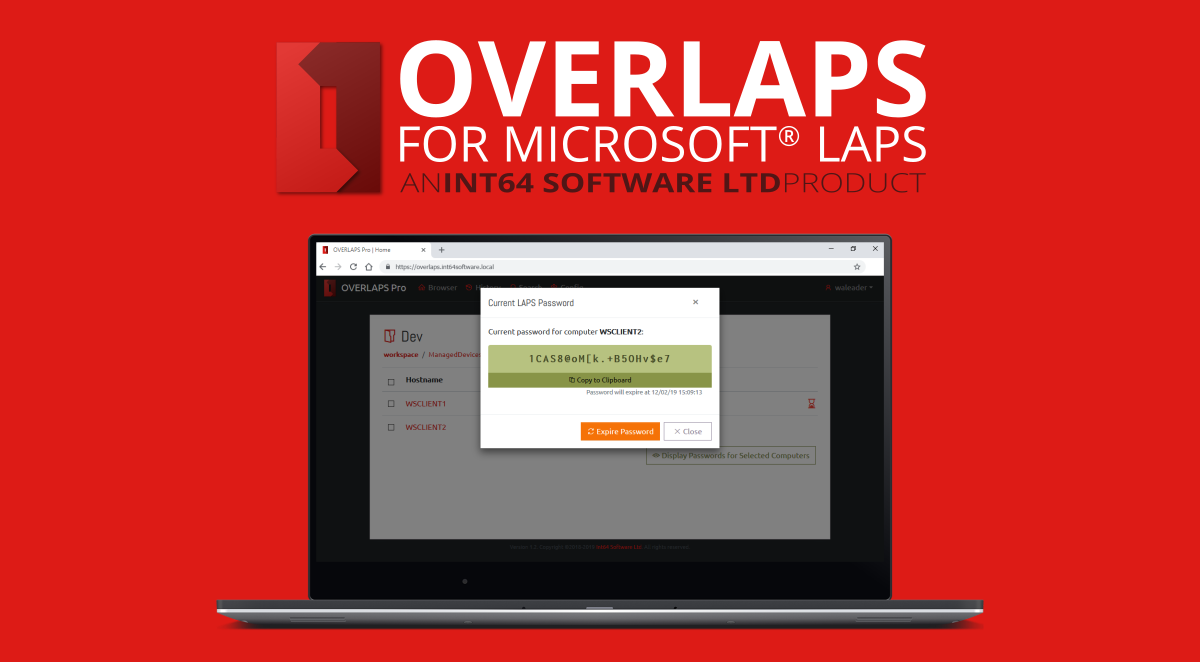 OverLAPS for Microsoft LAPS